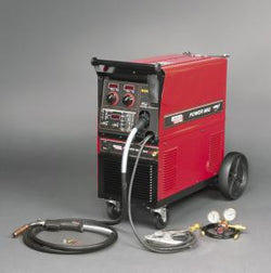 Lincoln Electric Power MIG 350MP MIG Welder