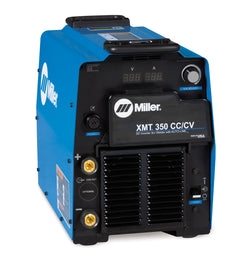 Miller® XMT® 350 VS 208 - 575 Volt 1 or 3 Phase 60 Hz Multi Process Welding Power Source With Auto-Line™ Power Management Technology