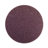 "Norton® 2"" Medium Grade Aluminum Oxide Bear-Tex® Rapid Prep Maroon Hook And Loop Disc-Price is per 50 Each"