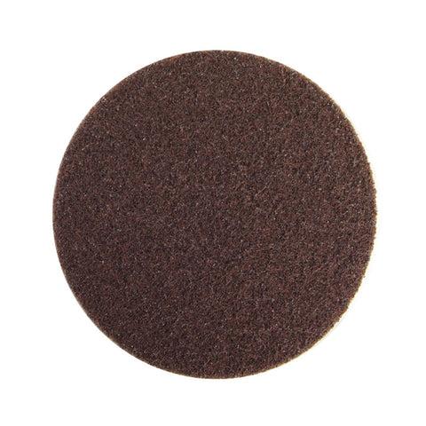 "Norton® 6"" Coarse Grade Aluminum Oxide Bear-Tex® Rapid Prep Brown Hook And Loop Disc-Price is per 25 Each"