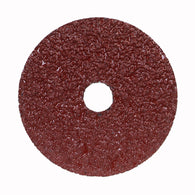 "Norton® 4 1/2"" X 7/8"" 120 Grit Metal® Aluminum Oxide Fiber Disc-Price is per 25 Each"