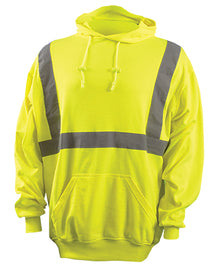 OccuNomix 2XL Men's Sweatshirt, Yellow