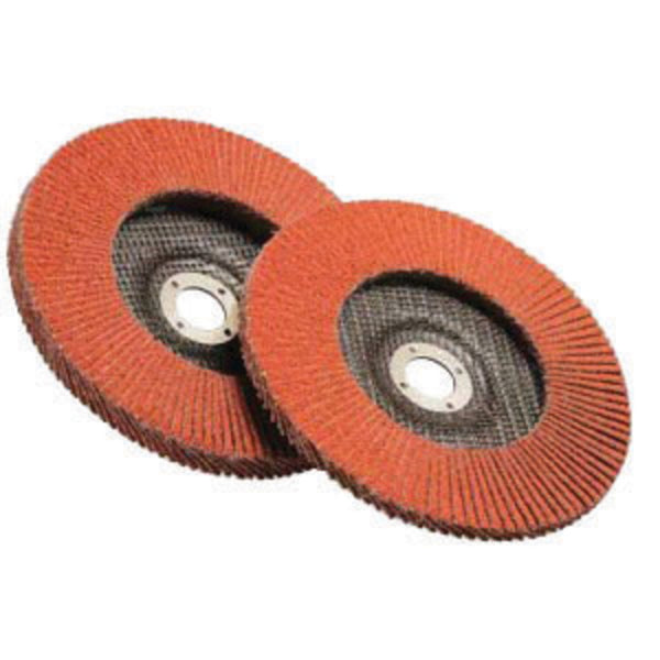 "3M 7"" X 7/8"" 60 Grit Type 27 Flap Disc"