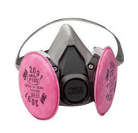 3M Medium 6000 Half Face Air Purifying Respirator