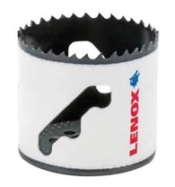 "2 1/8"" Lenox® Speed Slot® Bi-Metal Hole Saw With 4/5 Variable Pitch Teeth Per Inch For Use With 2L"