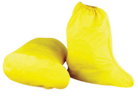 Dunlop Protective Footwear Large Onguard Yellow PVC Boot Covers