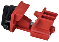 Brady® Red Polypropylene Lockout   -Price is per 1 Each
