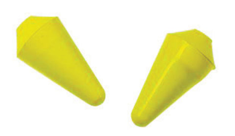 3M E-A-R CABOFLEX Blue And Yellow Replacement Pods