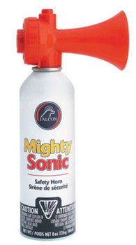 "Falcon® Mighty Sonic 8 Ounce 6 1/4"" X 5"" X 3 1/4"" Plastic Safety Horn"