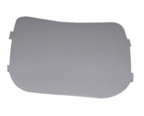 "3M Speedglas 5 1/4"" X 3 1/4"" Polycarbonate Outside Protection Plate For 100 Series Helmet"