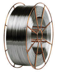 "Lincoln Electric® Innershield® NR®-211-MP Self Shielded Flux Core Carbon Steel Tubular Welding Wire with 5/64"" Diameter"