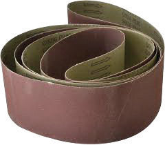 "Norton® R247 4"" X 90"" 150 Grit Y-Weight Abrasive Belt"