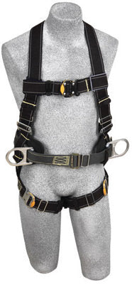 3M™ DBI-SALA® Large Delta™ Arc Flash No-Tangle™ Construction/Full Body/Vest Style Harness