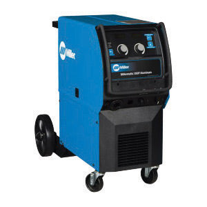 Miller® Millermatic® 350P Aluminum MIG Welder 200/230/460Volt With Regulator And Hose