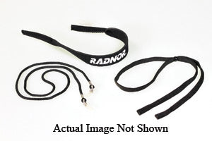 Radnor® Black Nylon Slip-On Eyewear Cord