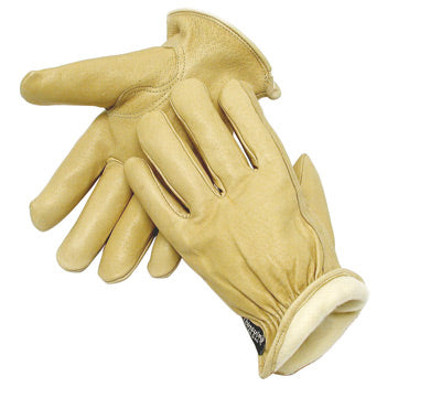 Radnor® Large Tan Pigskin Thinsulate™ Lined Cold Weather Gloves