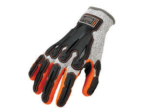 Ergodyne X-Large ProFlex® 13 Guage Weight HPPE Knit Cut Resistant Gloves With Foam Nitrile/Molded TPR Armor Coating