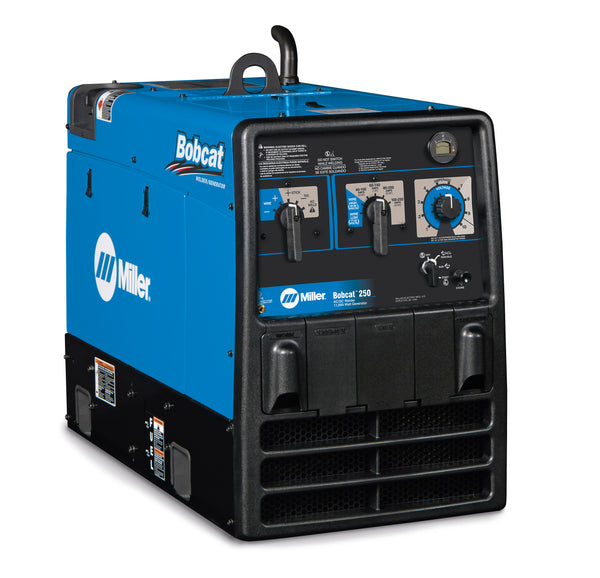 Miller® Bobcat 250 Engine Driven Welder 23 hp Kohler® Gasoline