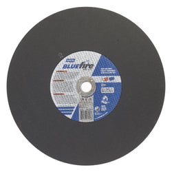 "Norton® 16"" X 7/64"" X 1"" BlueFire Coarse Grit Zirconia Alumina Type 01/41 Chop Saw Cut Off Wheel"