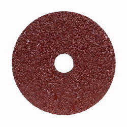 Norton® 4-1/2 X 7/8 In. Metal Fiber Disc 50 Grit Aluminum Oxide