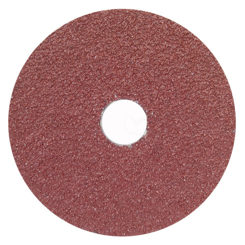 Norton® 7 X 7/8 In. Ceramic Alumina Fiber Disc 24 Grit