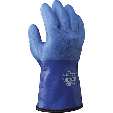 SHOWA Size 11 TEM-RES Insulated/Arcrylic Lined Cold Weather Gloves