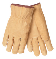 Tillman™ Small Pearl Economy Pigskin Unlined Drivers Gloves