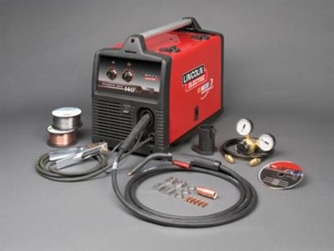 Lincoln® Power MIG® 140C MIG Welder