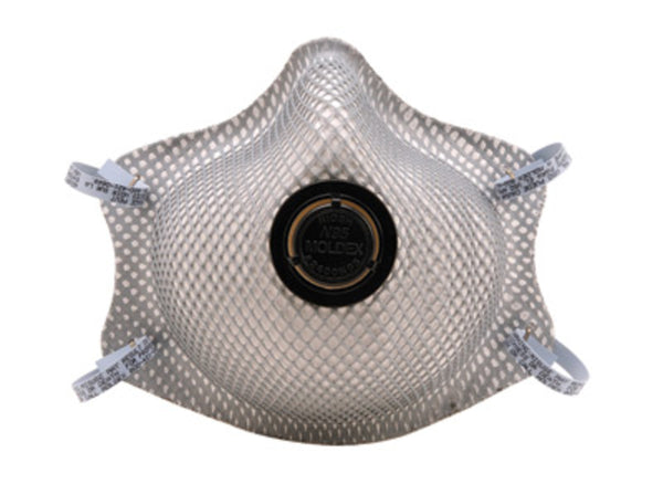 Moldex® Medium/Large N95 Disposable Particulate Respirator With Exhalation Valve -Price is per 10 Each