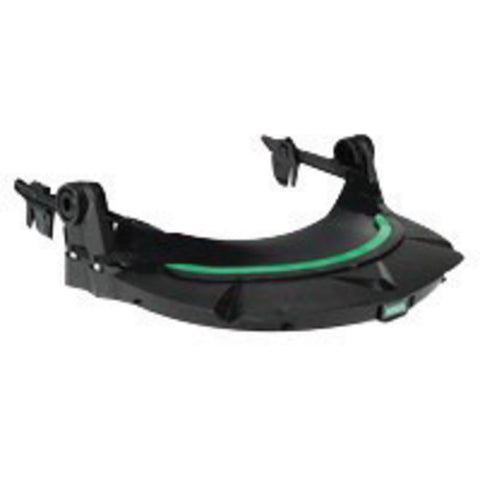 MSA Black Polyethylene V-Gard® 3 Point Visor Frame