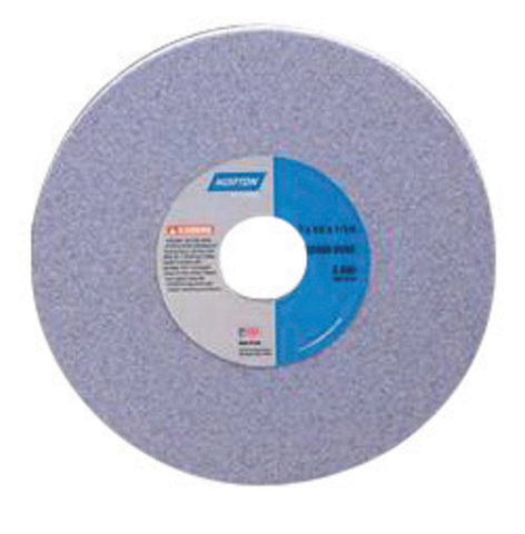 "Norton® 2"" X 1/2"" X 3/8"" 60 Grit Medium 32A60-KVBE Aluminum Oxide 32A Type 1 Straight Vitrified Wheel   -Price is per 50 Each"