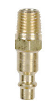 "North® by Honeywell Hansen Male Plug (For Use With Connecting To 3/8"" I.D Hose To Air Source)"