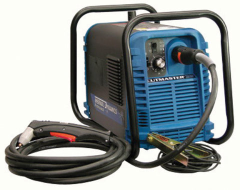 Thermal Dynamics® Cutmaster® True Series 52 Plasma Cutter, 208/230 - 460 Volt With 75° Radnor® MasterCut MC60 Hand Torch And 20' Leads