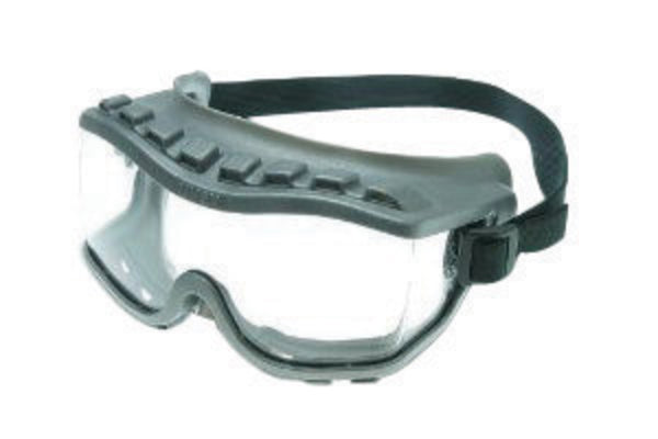Honeywell Uvex Strategy Closed Vent Over The Glasses Goggles With Clear Lens