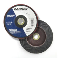 "RADNOR® 7"" X 7/8"" 40 Grit Type 29-Price is per 100 Each"
