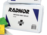 Radnor® 16 Person Unitized First Aid Kit In Plastic Case