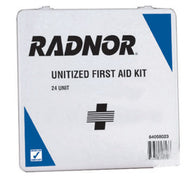 Radnor® 24 Person Unitized First Aid Kit In Plastic Case