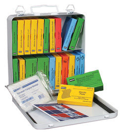 Radnor® 24 Person Unitized First Aid Kit In Metal Case