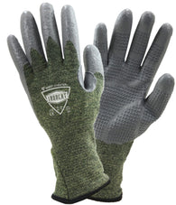 PIP® 2X Ironcat® Kevlar® Armid Fiber Cut Resistant Gloves With FR Silicone Coating-Price is per 1 Pair