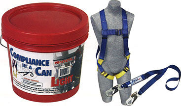 DBI/SALA® Protecta® Compliance-In-A Can Safety Harness