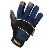Occumonix 484W-0013 Blue/Black Medium Synthetic Kevlar Fiber Patches- Cut Resistant Glove