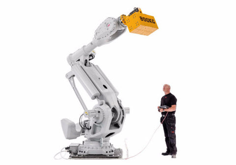 ABB® Robotics IRB 4600 Industrial Robot - Airgas Outlet