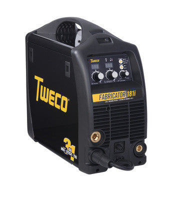 Tweco Fabricator 3-in-1 181i MP Integrated Welding Package (180A, 208/320V, 1PH, 50/60HZ) MIG/Stick/TIG, 2 Roll