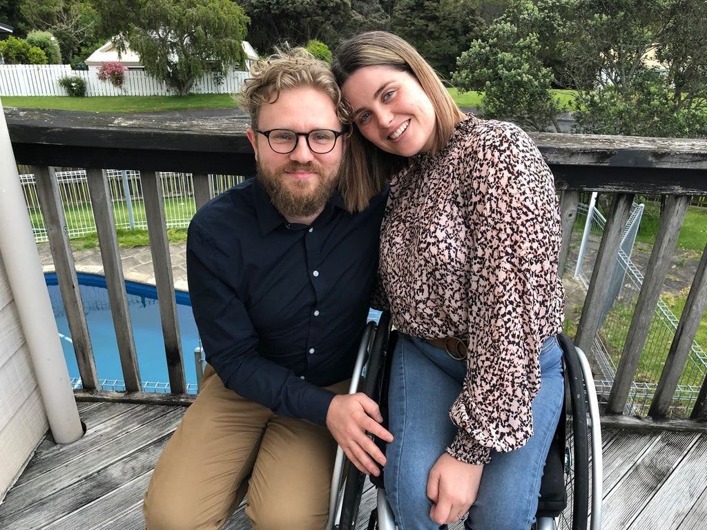 EveryHuman Blog - Dating with a disability - Rebecca Rubber