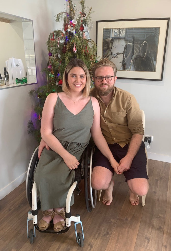 EveryHuman Blog - Dating with a disability - Rebecca Dubber