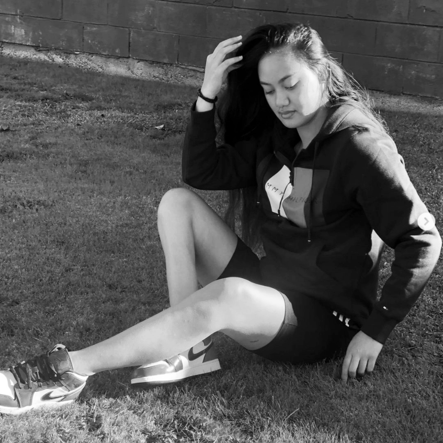 EveryHuman Blog - How Fashion Helped my Recovery - Chelsea Pita in the Regal Hoodie