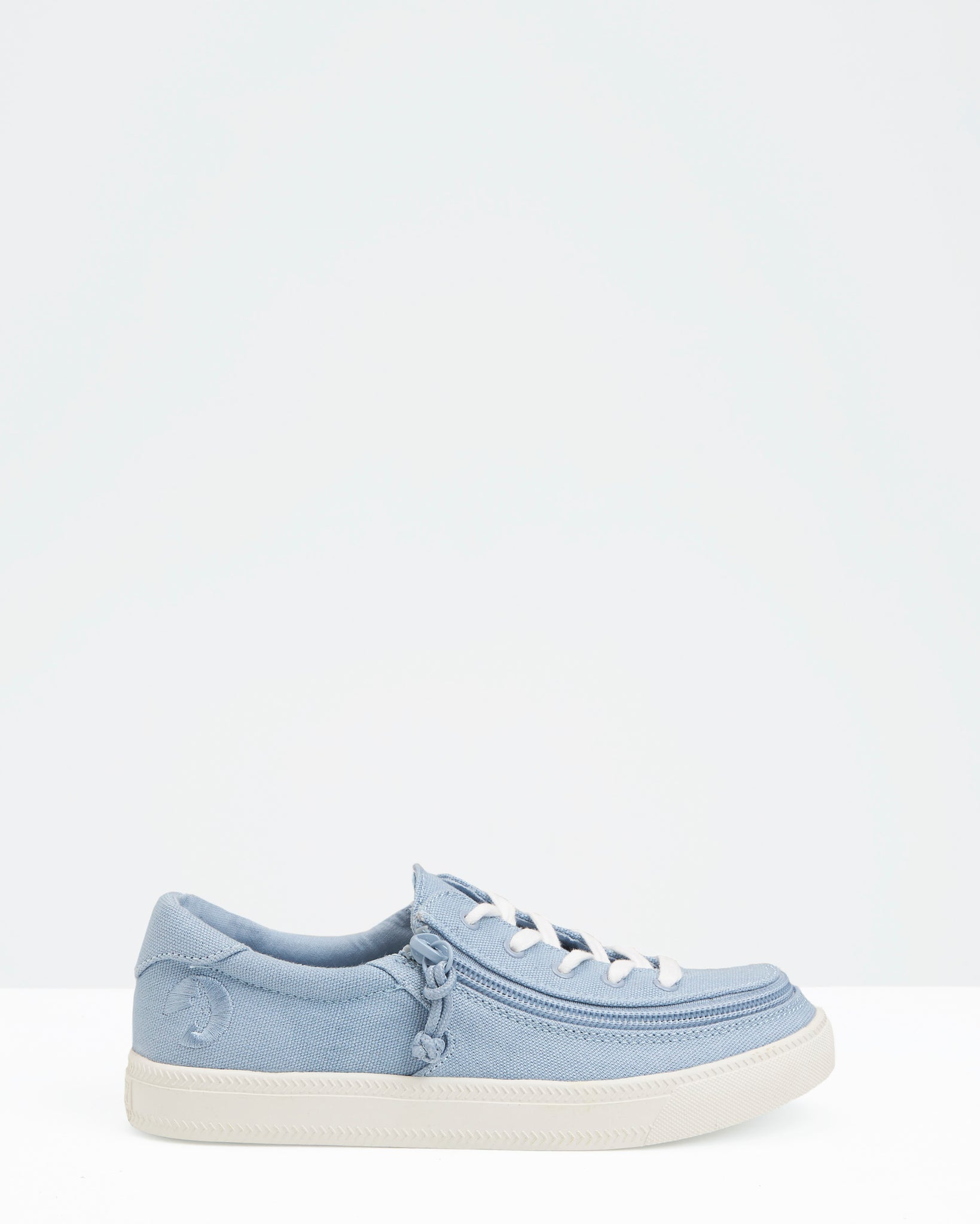 Classic Low-Rise Canvas Sneaker (Little Kid/Big Kid) - Light Blue