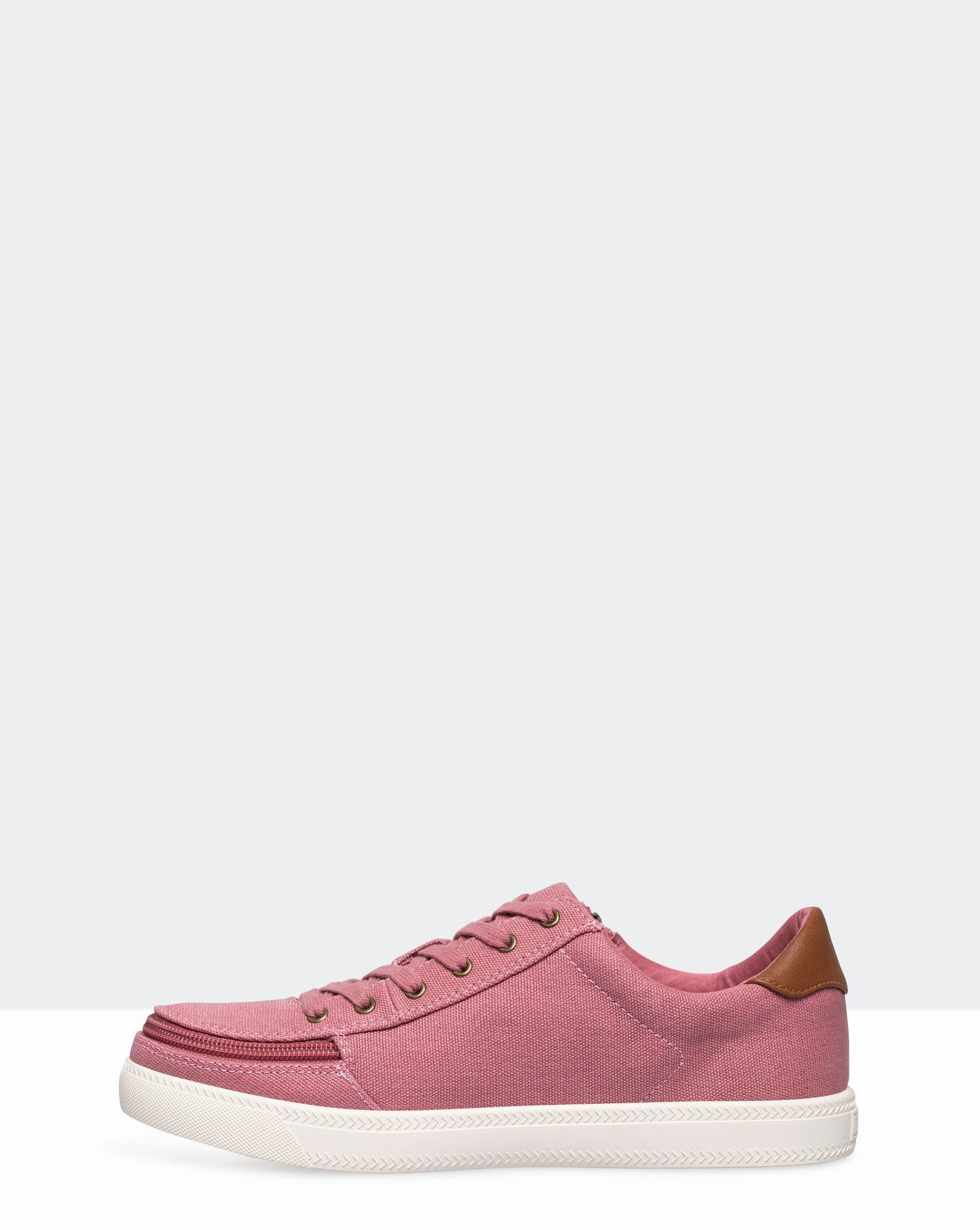 Classic Low-Rise Canvas Sneaker (Women) - Dusty Rose