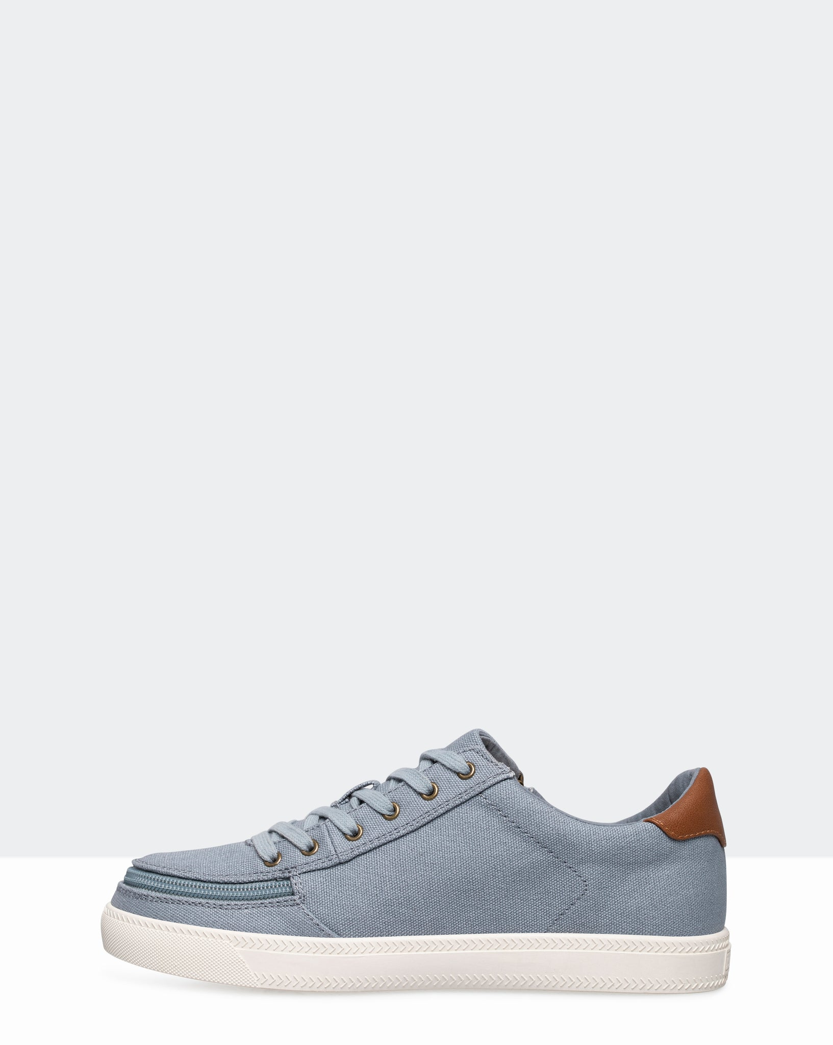 Classic Low-Rise Canvas Sneaker (Women) - Storm Blue