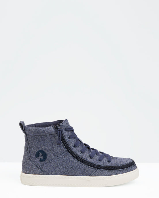 Classic High-Top Chambray Sneaker (Women)
